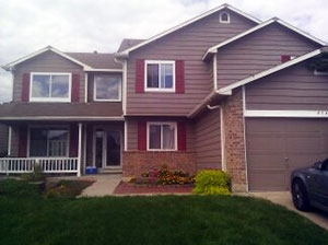 Residential Exterior Painting Services - Denver CO
